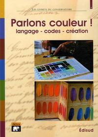 Conservatoire des ocres - Parlons couleur ! - Langage, codes, création.