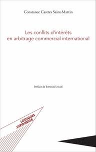 Alixetmika.fr Les conflits d'intérêts en arbitrage commercial international Image
