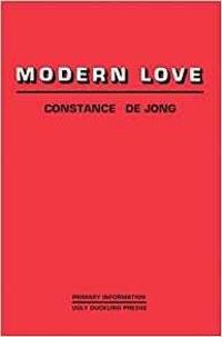 Constance Dejong - Constance Dejong modern lov.