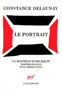 Constance Delaunay - Le portrait.