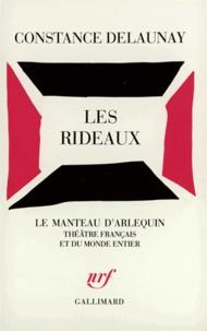 Constance Delaunay - Les Rideaux.