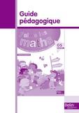 Constance Jallier et Claire Lebel - J'aime les maths GS maternelle - Guide pédagogique.