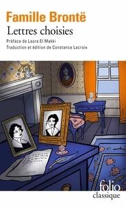 Constance Lacroix - Lettres choisies de la famille Brontë (1821-1855).