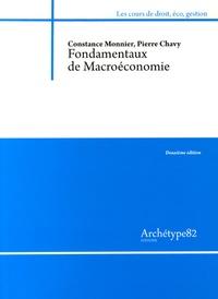 Constance Monnier et Pierre Chavy - Fondamentaux de macroéconomie.