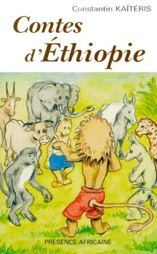 Constantin Kaïtéris - Contes d'Ethiopie.