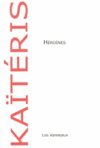 Constantin Kaïtéris - Héroïnes - Adossées de petites idoles et épaulées d'icônes.