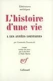 Constantin Paoustovski - L'histoire d'une vie - Tome 1, Les année lointaines.