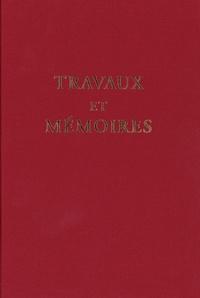 Constantin Zuckerman - Travaux et mémoires 24/2.