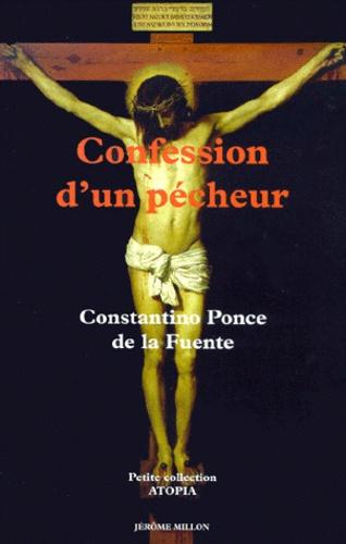 Constantino Ponce de la Fuente - .