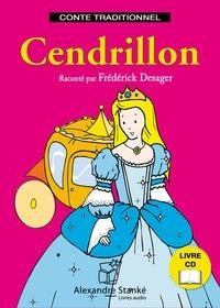CONTE TRADITIONNEL - Cendrillon. 1 CD audio