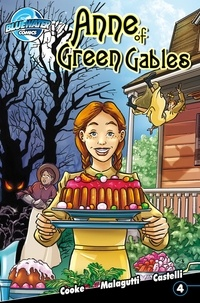 Cooke,CW et  Malagutti,Giancarlo - Anne of Green Gables  #4.