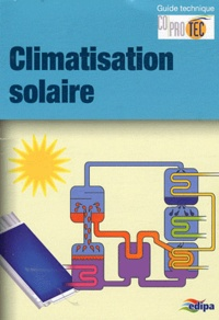 Climatisation solaire -  Coprotec  