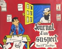 Coral et Jacques de Larocque-Lacour - Journal d'un suspect.