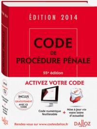 Checkpointfrance.fr Code de procédure pénale 2014 Image