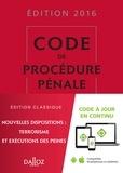 Coralie Ambroise-Casterot et Jean-François Renucci - Code de procédure pénale.