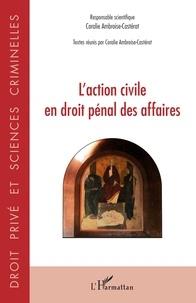 Coralie Ambroise-Castérot - L'action civile en droit pénal des affaires.