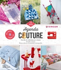 Coralie Bijasson et Lise Meunier - Agenda couture - Une idée de réalisation chaque semaine - Conseils, astuces, bonnes adresses, événements incontournables....