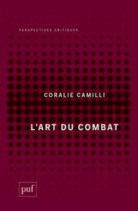 Coralie Camilli - L'art du combat.