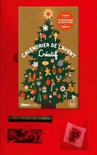 Coralie Caron-Telders et Camille Chauchat - Calendrier de l'Avent créatif - 24 décorations à créer en attendant Noël.