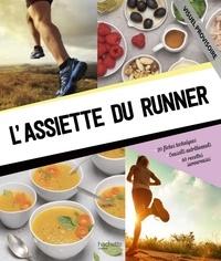 Coralie Ferreira et Thomas Ladrat - L'assiette du runner.