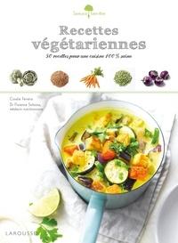 Coralie Ferreira - Recettes végétariennes - Pour une cuisine 100% saine.