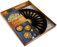 Tartes soleil, illuminez vos apéritifs !- Avec 1 livre, 1 accessoire pour découper vos tartes, 1 pinceau en silicone - Coralie Ferreira |