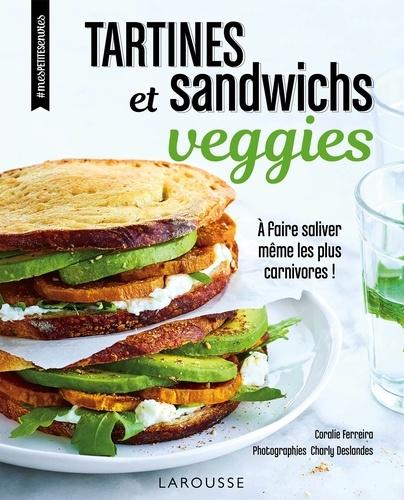 Tartines et sandwichs veggies. A faire saliver même les plus carnivores !