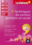 Coralie Gravier et Claude Campredon-Lutz - Techniques du secteur sanitaire et social.