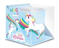 Birrascarampola.it Les mug cakes de Super Licorne - Coffret livre + mug Image