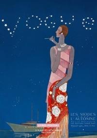Coralie Philibert - Vogue - L'âge d'or des couvertures illustrées 1920-1939, 22 planches détachables en couleurs.