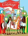 Coralie Vallageas - Coloriage les chevaliers - Les trois chevaliers.