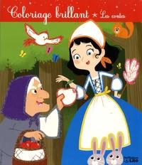 Coralie Vallageas - Les contes.