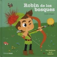 Coralie Vallageas - Robin de los bosques.