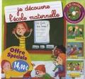 Coralline Pottier - Je découvre l'école maternelle. 1 CD audio