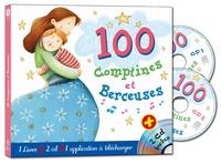 Coralline Pottiez - 100 comptines berceuses et musiques relaxantes. 2 CD audio