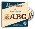 Coralline Pottiez et Tomi Ungerer - L'abécédaire de Tomi Ungerer - 26 chansons et histoires courtes. 2 CD audio MP3