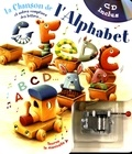 Coralline Pottiez et Bruno Robert - La chanson de l'alphabet et autres comptines de lettres.... 1 CD audio