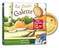 Coralline Pottiez et Alexandre Afanassiev - La petite galette. 1 CD audio
