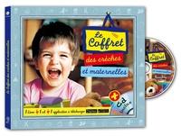Coralline Pottiez - Le Coffret des crèches et maternelles. 1 CD audio