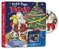 Coralline Pottiez et Bruno Robert - Petit Papa Noël et autres chansons de Noël.... 1 CD audio