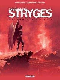 Corbeyran - Le Chant des Stryges Saison 3 T18 - Mythes.