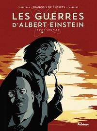 Corbeyran et François Closets - Les Guerres d'Albert Einstein - Intégrale.