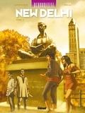 Corbeyran et Djillali Defali - Uchronie(s) New Delhi Tome 3.