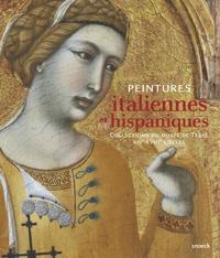 Corentin Dury - Peintures italiennes et hispaniques - Collections du musée de Tessé XIVe-XVIIIe siècles.