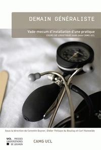 Deedr.fr Demain généraliste - Vade-mecum d'installation d'une pratique Image