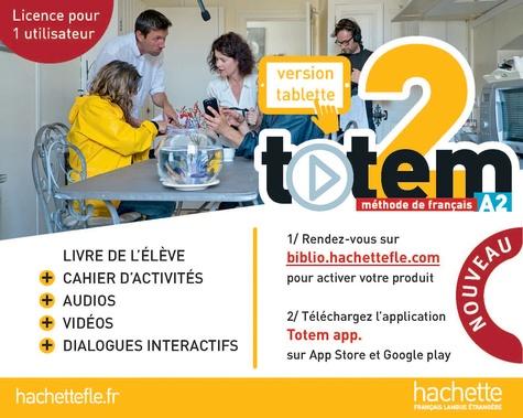Corina Brillant et Bougnec jean-thierry Le - Application pour tablette (carte de téléchargement) - Totem : Niveau 2.