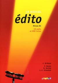 Le nouvel édito Niveau B2 - Méthode de français.pdf