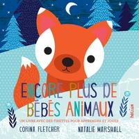 Encore plus de bébés animaux - Un livre avec des tirettes pour apprendre et jouer.pdf