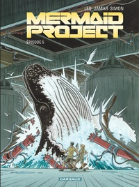 Deedr.fr Mermaid Project Tome 5 Image
