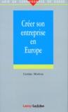 Corine Moriou - Créer son entreprise en Europe.